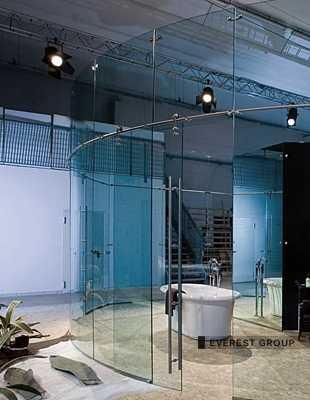 перегородки из стекла толщиной 10мм