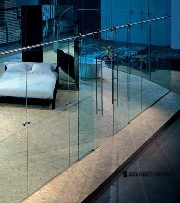стеклянные перегородки СПБ